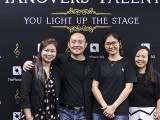Pianovers Talents 2019, Elyn Goh, Sng Yong Meng, Ng Mun Yee, and Tan Phuay Ying Pauline