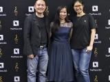 Pianovers Talents 2019, Sng Yong Meng, Hoang Thanh (Vivian), and Ng Mun Yee