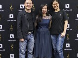 Pianovers Talents 2019, Sng Yong Meng, Hoang Thanh (Vivian), and Ng Mun Yee