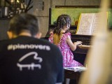 Pianovers Meetup #134, Gwen performing for us