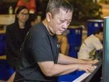 Pianovers Meetup #134, Gavin performing