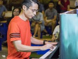 Pianovers Meetup #134, Gan Theng Beng performing