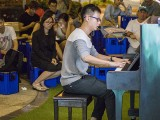 Pianovers Meetup #134, Tai Yuan Xing performing