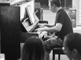 Pianovers Meetup #135, Gavin Koh performing