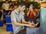 Pianovers Meetup #135, Jonathan Lam performing for us