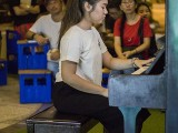 Pianovers Meetup #135, Keisha Anargya Devina performing