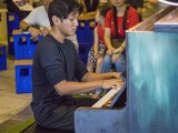 Pianovers Meetup #135, Dhafin Praditya Rizaldi performing