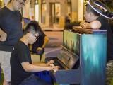 Pianovers Meetup #136, Xavier Hui playing