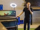 Pianovers Meetup #136, Sng Yong Meng sharing with us