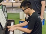 Pianovers Meetup #136, Xavier Hui playing #2