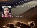 Pianovers Recital 2019, Yu En Shayne #2