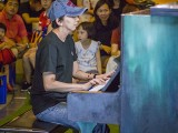 Pianovers Meetup #137 (Halloween Themed), Pek Siew Tin performing