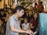 Pianovers Meetup #137 (Halloween Themed), Jonathan Lam performing