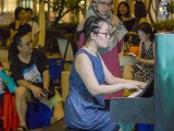 Pianovers Meetup #137 (Halloween Themed), Grace Wong performing