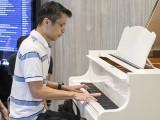Pianovers Meetup #138, Gan Theng Beng performing