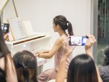 Pianovers Meetup #138, Jasmine Khoo performing