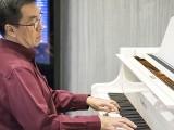 Pianovers Meetup #138, Chris Khoo performing