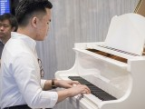 Pianovers Meetup #138, Darren Christian Maranan performing