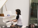 Pianovers Meetup #138, Chung May Ling performing