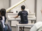 Pianovers Meetup #138, Hiro performing