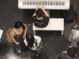 Pianovers Meetup #138, Pianovers jamming