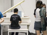 Pianovers Meetup #138, Xavier Hui playing