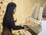 Pianovers Meetup #139, Rebecca performing for us