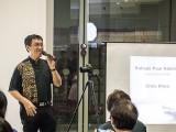Pianovers Meetup #139, Chris Khoo sharing with us