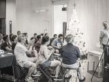 Pianovers Meetup #139, Applause for Nikolaos Smyrnakis
