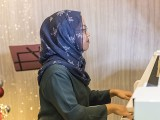 Pianovers Meetup #140, Natasha Abdul Rahim performing