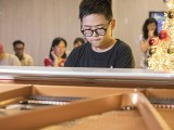 Pianovers Meetup #140, Xavier Hui performing