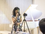 Pianovers Meetup #140, Susie Phua sharing with us