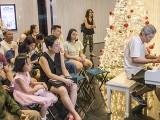 Pianovers Meetup #141, Albert Chan performing