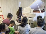 Pianovers Meetup #141, Rebecca performing for us