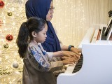 Pianovers Meetup #141, Nur Azah, and Eiliyah performing for us