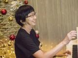 Pianovers Meetup #142, Pek Siew Tin performing