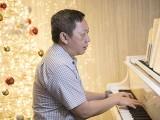 Pianovers Meetup #142, Gavin Koh performing