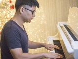 Pianovers Meetup #142, Jeremy Chan performing
