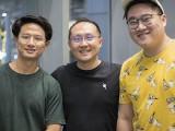 Pianovers Meetup #142, Zachary, Sng Yong Meng, and Shaun