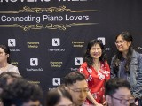 Pianovers Meetup #143, Susie Phua and her friend