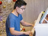 Pianovers Meetup #143, Jeremy Foo performing