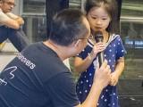 Pianovers Meetup #143, Sng Yong Meng, and young Pianover