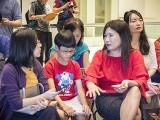 Pianovers Meetup #144, Karen Aw, Eason Chin, and his mother