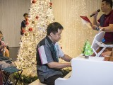 Pianovers Meetup #144, Chua Wei Ting, and Clement Pang performing