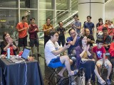 Pianovers Meetup #144, Applause for Chua Wei Ting, and Clement Pang