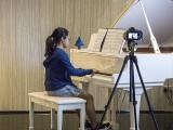 Pianovers Meetup #144, Erika Iishiba performing