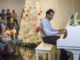 Pianovers Meetup #144, Peter Prem performing