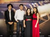 Pianovers Recital 2019, Joshua Peter, Peter Prem, Concasso Leena Sunny, and Jeslyn Peter