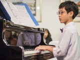 Pianovers Recital 2019, Eason Chin performing