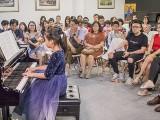 Pianovers Recital 2019, Yu En Shayne performing for us